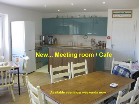 Yeoman room ( cafe during the Day)